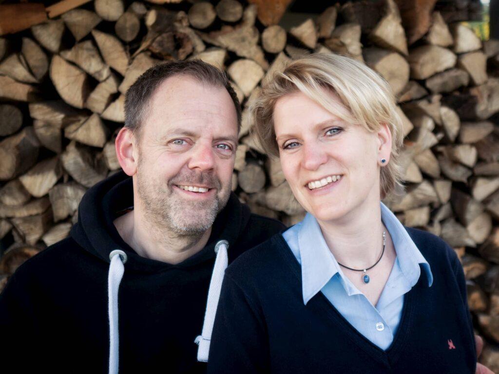 Dr. Kathrin Kirschbaum und Alexander Kirschbaum